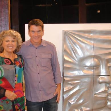 Flory Menezes e Prefeito Doutor Andre Granado