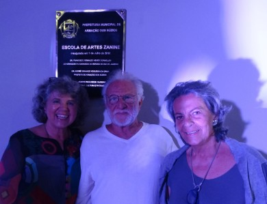 Flory Menezes, Marangoni, Christina Motta