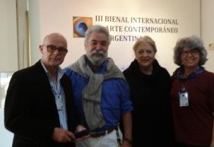 Daniel, Jorge Frasca, Beneito e Flory